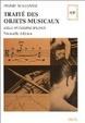 Cover of Traité des objets musicaux