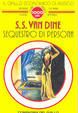 Cover of Sequestro di persona