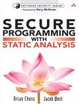 Cover of Secure Programming with Static Analysis