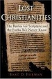 Cover of Lost Christianities