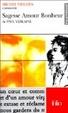 Cover of Michel Viegnes présente Sagesse, Amour, Bonheur de Paul Verlaine