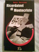 Cover of Ricordatevi di Montecristo