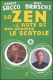 Cover of Lo zen e l'arte di non rompere le scatole