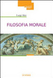 Cover of Filosofia morale