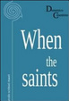Cover of When the saints