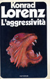 Cover of L'aggressività