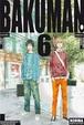 Cover of Bakuman #6