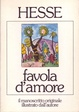 Cover of Favola d'amore