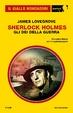 Cover of Sherlock Holmes: gli dei della guerra