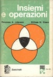 Cover of Insiemi e operazioni