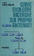 Cover of Come svolgere ricerche sui propri antenati