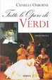 Cover of Tutte le opere di Verdi