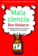 Cover of Mala Ciencia
