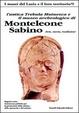 Cover of L'antica Trebula Mutuesca e il museo archeologico di Monteleone Sabino