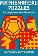Cover of Mathematical Puzzles, for Beginners and Enthusiasts