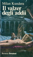 Cover of Il valzer degli addii