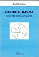 Cover of Capire il karma. Una vita come un giorno