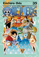 Cover of One Piece - New Edition 35