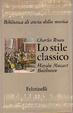 Cover of Lo stile classico