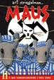 Cover of Maus vol. 2