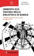 Cover of Umberto Eco: Odissea nella biblioteca di Babele