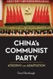 Cover of China's Communist Party