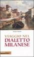 Cover of Viaggio nel dialetto milanese