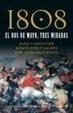 Cover of 1808, el dos de Mayo, tres miradas