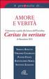 Cover of Amore e verità. Commento e guida alla lettura dell'Enciclica Caritas in veritate