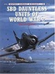 Cover of SBD Dauntless Units of World War 2