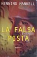 Cover of La falsa pista