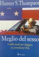Cover of Meglio del sesso
