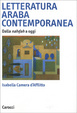 Cover of Letteratura araba contemporanea