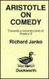 Cover of Aristotle on comedy