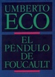 Cover of El péndulo de Foucault