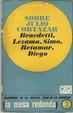 Cover of Sobre Julio Cortázar