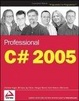 Cover of Professional C# 2005