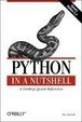 Cover of Python in a Nutshell