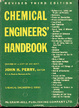 Cover of Chemical Engineers' Handbook