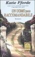Cover of Un uomo poco raccomandabile