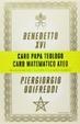 Cover of Caro papa teologo, caro matematico ateo