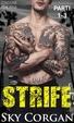 Cover of Strife (parti 1, 2 e 3)