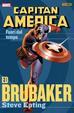 Cover of Capitan America - Ed Brubaker Collection Vol. 1