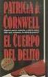 Cover of El cuerpo del delito