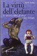 Cover of La virtù dell'elefante