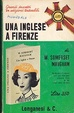 Cover of Una inglese a Firenze