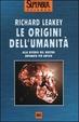 Cover of Le origini dell'umanità