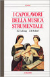 Cover of I capolavori della musica strumentale