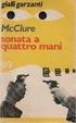 Cover of Sonata a quattro mani
