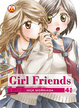 Cover of Girl Friends vol. 4